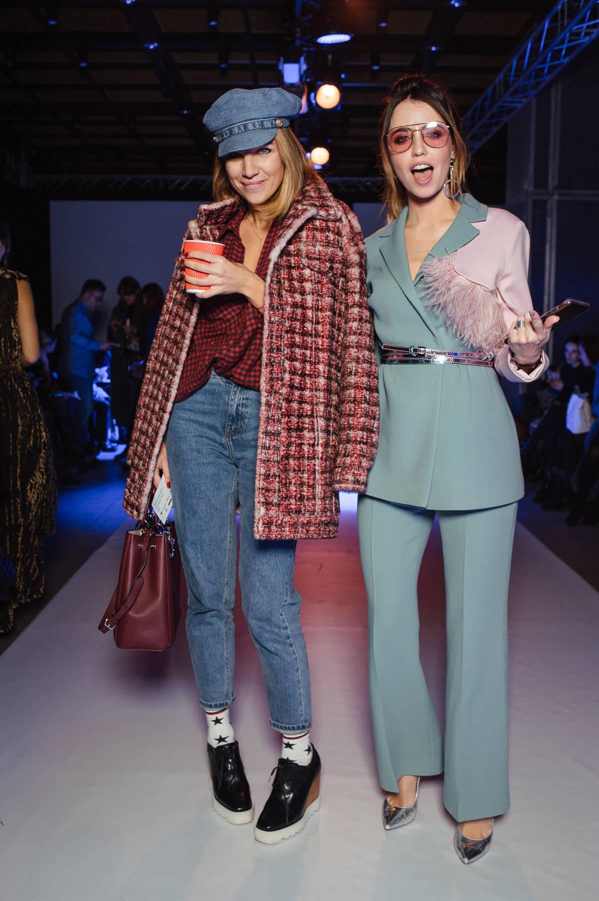 1-5 февраля в КВЦ «Парковый» состоялся 14-й сезон международной недели моды  Mercedes-Benz Kiev Fashion Days. В рамках недели моды было представлено 54  ... 63de10f2655